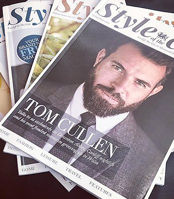 Magazine Advertising Cardiff