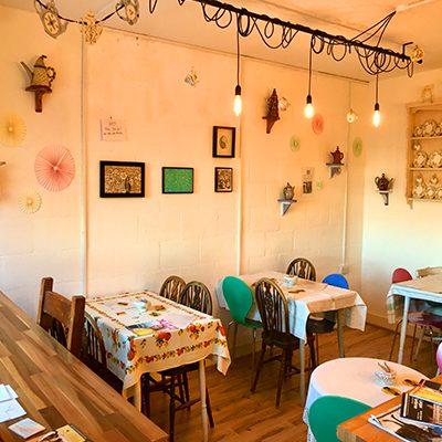 Tea Room Cardiff