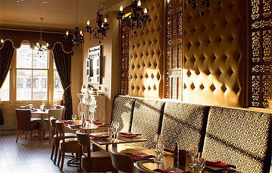 Asian restaurant Cardiff