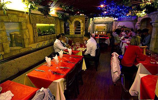 Italian restaurant in Cardiff
