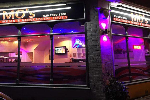 Mo's Indian Restaurant