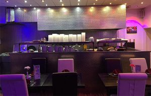 Indian restaurant in Cardiff