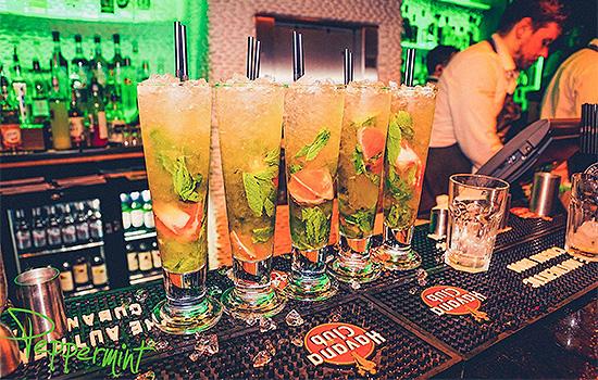 Bar and restaurant Cardiff