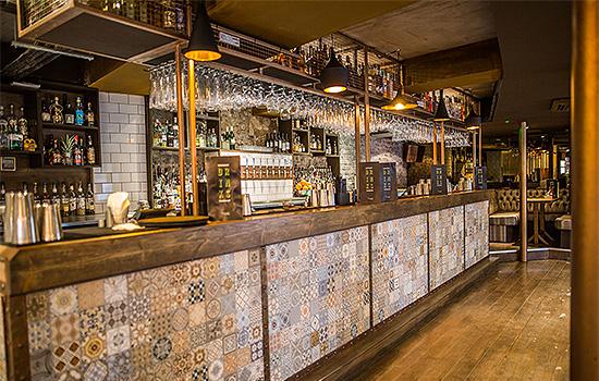 Cardiff bar
