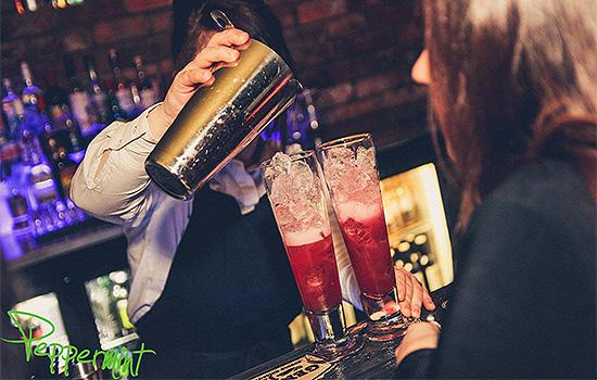 Bar in Cardiff
